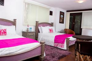 Superior Twin Room with Two Double Beds