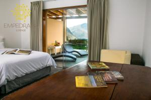 Double or Twin Room with Valley View and Jacuzzi