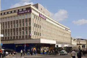 Premier Inn Brighton City Centre in Brighton & Hove, East Sussex, England