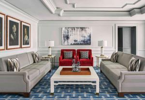 The Ritz-Carlton, Washington, D.C., Отели  Вашингтон - big - 28