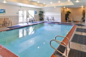 Fairfield Inn and Suites by Marriott Elk Grove, Hotels  Elk Grove - big - 14
