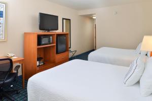 Fairfield Inn and Suites by Marriott Elk Grove, Hotels  Elk Grove - big - 10