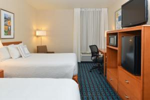 Fairfield Inn and Suites by Marriott Elk Grove, Hotely  Elk Grove - big - 11