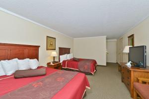 Queen Room with Two Queen Beds - Ground Floor - Non smoking