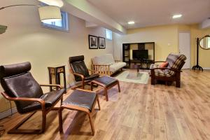 Double Room with Two Double Beds - Basement