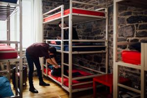 Single Bed in 15-Bed Mixed Dormitory Room