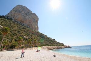 Holiday Apartment Peñón de Ifach, Ferienwohnungen  Calpe - big - 11
