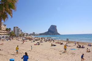 Holiday Apartment Peñón de Ifach, Apartmanok  Calpe - big - 8