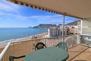 Holiday Apartment Peñón de Ifach, Apartmanok  Calpe - big - 17