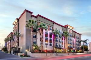 Residence Inn Los Angeles Burbank/Downtown, Hotels  Burbank - big - 31