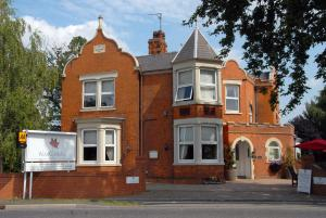 Woodlands Hotel in Spalding, Lincolnshire, England