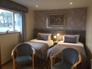 Scottish Equi B&B, Bed & Breakfast  Lanark - big - 13