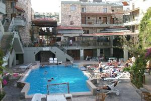 Green House Apart Hotel, Aparthotels  Gümbet - big - 34