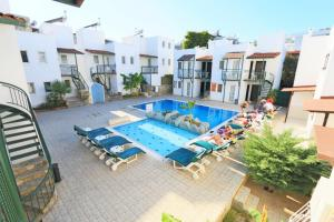 Green House Apart Hotel, Aparthotels  Gümbet - big - 35