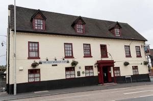 Cock Hotel in Wellington, Shropshire, England