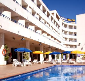 Photo of Hotel Apartamentos Mojácar Beach