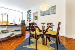 Elegant 3 bedrooms apt in the heart of Copacabana, Appartamenti  Rio de Janeiro - big - 25