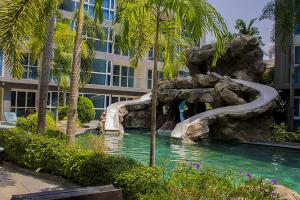 Avenue Residence condo by Liberty Group, Ferienwohnungen  Pattaya - big - 1