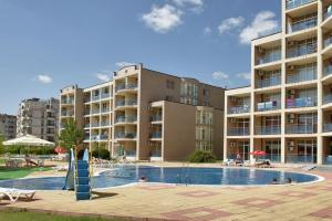 Bulgarienhus Semiramida Garden Apartments, Appartamenti  Sunny Beach - big - 13
