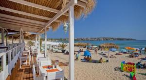 Bulgarienhus Semiramida Garden Apartments, Appartamenti  Sunny Beach - big - 16