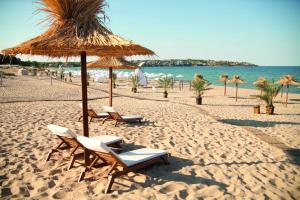 Bulgarienhus Semiramida Garden Apartments, Appartamenti  Sunny Beach - big - 18
