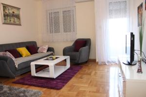 Romantic Apartment Podgorica, Apartmanok  Podgorica - big - 14