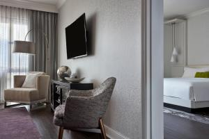 One bedroom suite - Concierge Level