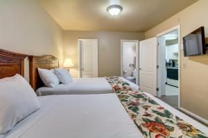 Superior Suite with Two Double Beds