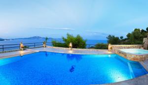 Villa Akros and Suites, Apartmány  Keri - big - 25