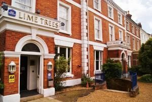 Best Western Lime Trees Hotel in Northampton, Northamptonshire, England