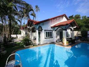 5 Bedroom Villa in Fisherman's Village, Vily  Bophut  - big - 1