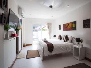 5 Bedroom Villa in Fisherman's Village, Vily  Bophut  - big - 5
