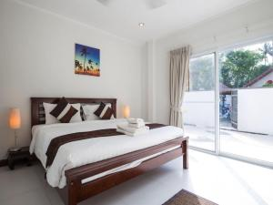 5 Bedroom Villa in Fisherman's Village, Vily  Bophut  - big - 6