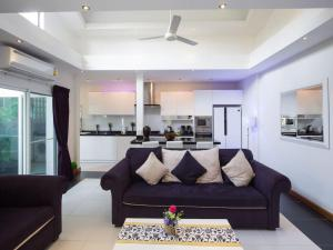 5 Bedroom Villa in Fisherman's Village, Vily  Bophut  - big - 34
