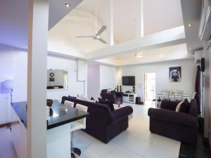 5 Bedroom Villa in Fisherman's Village, Vily  Bophut  - big - 40