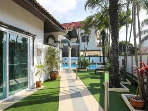 5 Bedroom Villa in Fisherman's Village, Villák  Bophut - big - 42