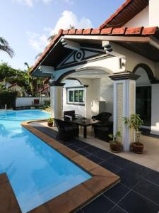 5 Bedroom Villa in Fisherman's Village, Vily  Bophut  - big - 43
