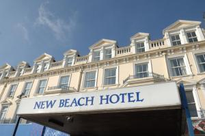 New Beach Hotel in Great Yarmouth, Norfolk, England