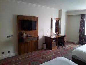 DoubleTree by Hilton Dartford Bridge, Отели  Дартфорд - big - 33