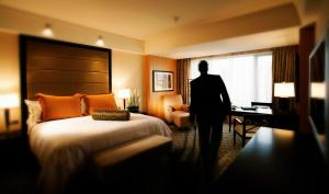 InterContinental Kamer met Kingsize Bed - Club Level