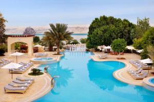 Marriott Dead Sea Jordan Valley Resort & Spa