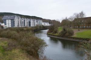 Stunning Copper Quarter Apartment, Apartmány  Swansea - big - 33