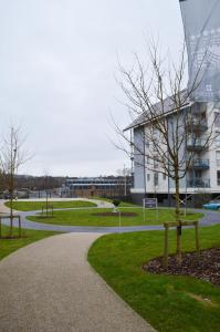 Stunning Copper Quarter Apartment, Apartmány  Swansea - big - 30