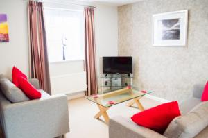 Stunning Copper Quarter Apartment, Apartmány  Swansea - big - 5