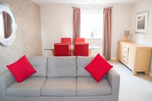 Stunning Copper Quarter Apartment, Apartmány  Swansea - big - 9