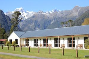 Mt Cook View Motel