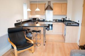 Riverside Apartment in Copper Quarter, Ferienwohnungen  Swansea - big - 6