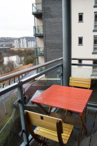 Riverside Apartment in Copper Quarter, Ferienwohnungen  Swansea - big - 5