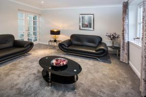 Penthouse Apartment - Holyrood (5 Adults)
