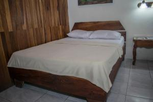 Double Room with King size Bed and Fan